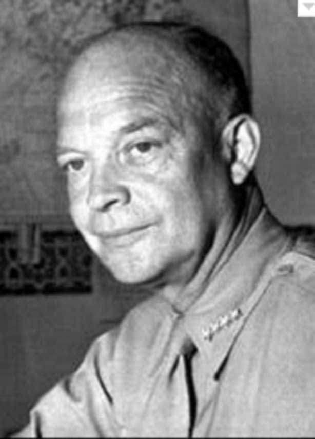 President Dwight Eisenhower