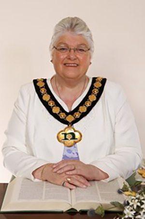 Councillor Yvonne Woodhead