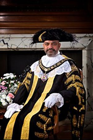 Lord Mayor Saghir