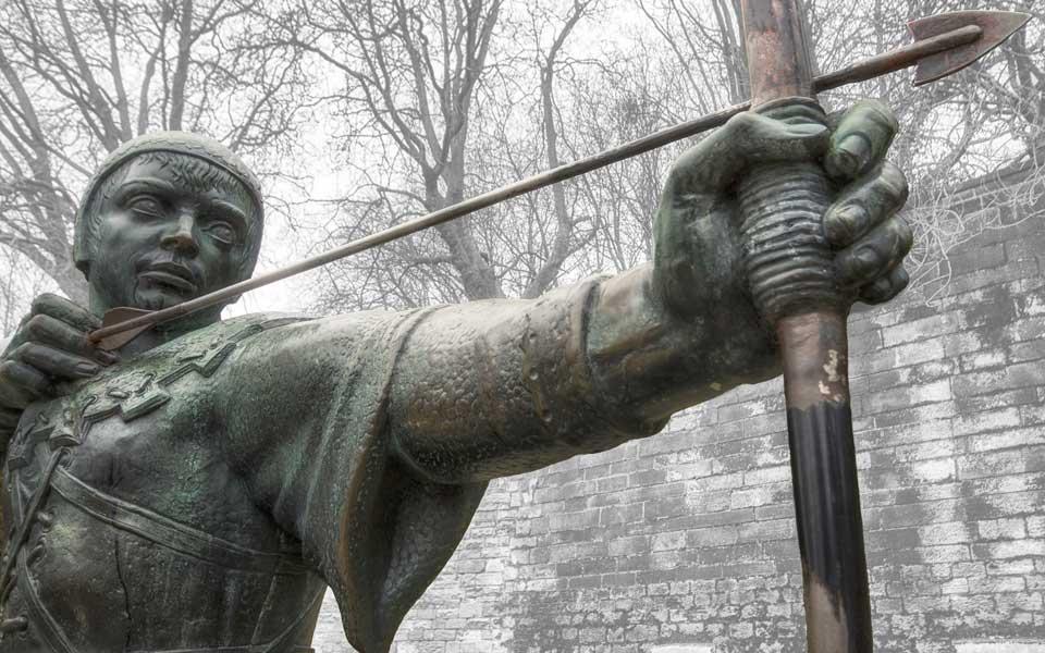 Nottingham Legend Robin Hood